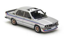"BMW M535i (E12) ""Silver with Stripes"" 1978 (Neo Scale 1:43 / 43471)"