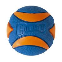 Brand New Chuckit!-Ultra Squeaker Ball High Bounce Float Rubber Sounds Dog Toys