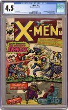 Uncanny X-Men #9 CGC 4.5 1965 3695661004