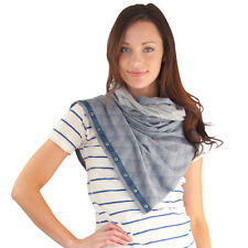 Nuroo Nursing Cover Scarf Breastfeeding Hooter Hider Covers New Spring Color