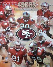 2003 SAN FRANCISCO 49ERS Team Composite 8x10 Photo