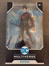 McFarlane DC Multiverse Nightwing ?Death Of The Family? Figure. NIP.