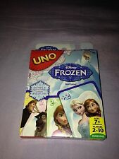 DISNEY FROZEN UNO Card Game 112 Cards includes Special Rule & 4 Extra Cards