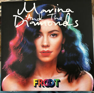 Marina and the Diamonds FROOT vinyl 2015 pressing rare record NM clean copy!