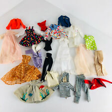 Vintage Barbie Mixed Clothes Lot Of 20