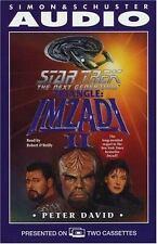 Star Trek The Next Generation: Imzadi II : Triangle Vol. 2 (CASSETTE) LIKE NEW