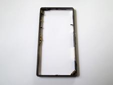 Genuine Sony Xperia Z1 C6902 C6903 C6906 MID FRAME TELAIO NERO FRAME Grado B