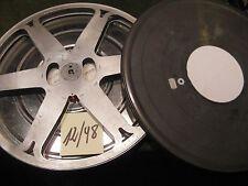 16mm 600 Metre Film Spool sinplex in Movie Box-Metal Spool for 16mm film-no 12/98