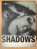 Sombras DVD 1959 Cassavetes Película Clásica Región 1 Criterion Colección