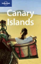 Lonely Planet Canary Islands-ExLibrary