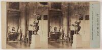 Versailles Grand Trianon Foto Po' di Tempo & Tournier - Vintage Albumina c1857