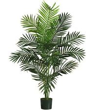 5 ft. Home or Office Decor Life-Like Natural Tropical Paradise Palm Silk Tree