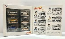 TOMY TOMICA Limited Initial D Limited Stage 6 Cars Complete Set AE86/RX-7/GT-R