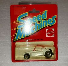 HOT WHEELS SPEED MACHINES ROCK BUSTER RARE WHITE BRAND NEW