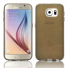 Authentique Inventcase Fumée Étui Gel TPU Protection Housse pour Samsung Galaxy