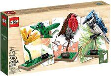 LEGO 21301 - BIRDS LEGO IDEAS NEW - SEALED - MISB - CUUSOO