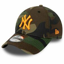 New era 9 Forty Cap-MLB New York Yankees Wood camo