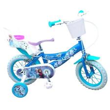 12 Zoll Kinderfahrrad Eiskönigin Mädchen Fahrrad Disney 3 4 5 Jahre neu