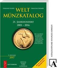 NEU ! Battenberg Schön Weltmünzkatalog 21.Jh. 2001-2016 2.A.v2017 Münzen Katalog