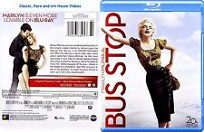 Bus Stop ~ New Blu-ray ~ Marilyn Monroe, Don Murray (1956)