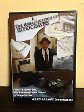 The Assassination of Hugo Chavez - Greg Palast Investigates (DVD) AUTOGRAPHED