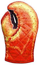 Big Lobster Claw Oven Mitt Kitchen Mit Chefs Novelty Decor Kitchen pot Holder