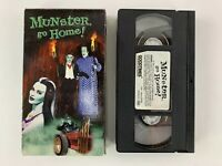 Munster Go Home (Rare OOP VHS, 2000) - Tested Plays Great!