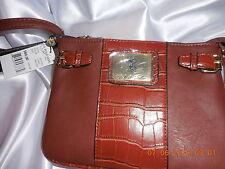 NWT U.S. Polo Assn  Crossbody Shoulder Bag Purse Cognac884239537762-