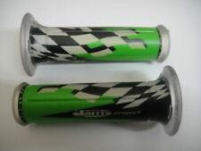 Manubri, manopole e leve verde per moto Yamaha