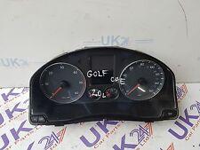 VW Golf MK5 2004-2008 2.0TDI Velocímetro cuadro de instrumentos relojes 1K0920963B