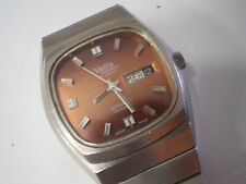 Vetta Competition automatic 25 Jewels day date orologio uomo wristwatch