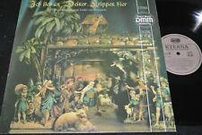 THOMANERCHOR Ich steh an Deiner Krippen hier / DDR LP 1986 ETERNA DMM 725002