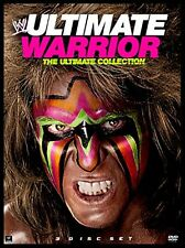 WWE - Ultimate Warrior - The Ultimate Collection (DVD, 2014, 3-Disc Set) Reg 4