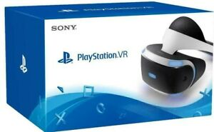 NEW Sony PlayStation 5 / 4 VR PS4 PS5 Virtual Reality | Headset PSVR Core Bundle