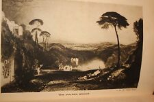 vintage hb book THE GOLDEN BOUGH 1925 OCCULT MAGIC MYSTICISM MYTHOLOGY J FRASIER