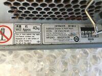 Hitachi DF-F800-RKAK 15 Bay SAS Hard Drive HDD Dual Controller Expansion Array