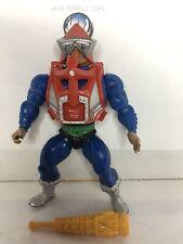 Vintage 1983 Mekanek He-Man MOTU Action Figure Figure Complete