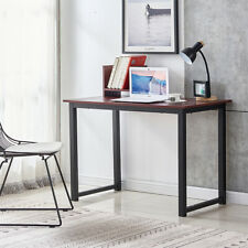 """Computer Desk Study PC Laptop Table Home Office Workstation Wooden New 41×23×29"""""""