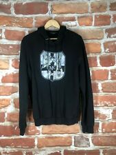 $695 Alexander McQueen McQ M Authentic Italy Designer Hoodie Hooded Sweater