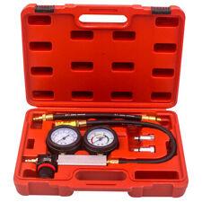 Engine Compression Leakage Leakdown Detector Cylinder Leak Tester Tool Kit Set