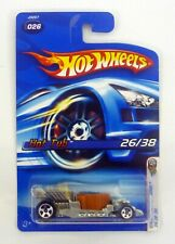Hot Wheels Hot Tub #026 First Editions 26/38 Moulé Voiture Moc Complet 2006