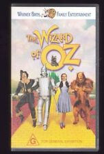 VHS PAL The Wizard of Oz 60th Anniversary Edition Warner Bros 1999 Like