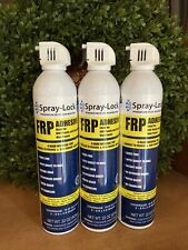 Spray Lock Frp Spray Adhesive Nrp Plastic And Composite Wall Panels 3 Cans