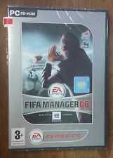 FIFA Manager 06 (PC CD-ROM) UK IMPORT