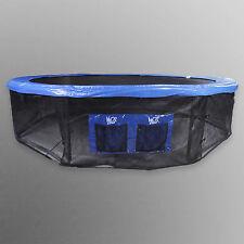 6FT Trampoline Universal Base Skirt Safety Net Enclosure Surround - Shoe Rack