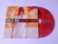 Axelle red - rester femme - cd single