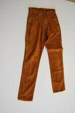 Lee Cord Florida Jeans Hose Braun Unifarben  W27 L31
