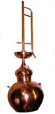 Alambic Distillation avec Colonne à Reflux 70L