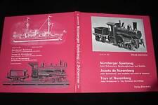 Jean Schoenners Nürnberger Spielzeug, Eisenbahn; Dampfmaschinen / Blechspielzeug
