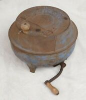 Antique FACILE 408A Fat Tester Centrifuge Dairy Equipment Cast Iron 1900 Pat 16""